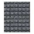 NoTrax Guzzler Floor Matting — 3ft. x 5ft., Slate Blue, Model# 166S0035BU The price is $74.99.