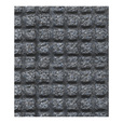 NoTrax Guzzler Floor Matting — 4ft. x 6ft., Slate Blue, Model# 166S0046BU The price is $119.99.