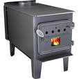 Vogelzang Durango High-Efficiency Wood Stove with Blower — Model# TR008 The price is $749.99.