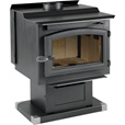 "Vogelzang ""The Performer"" High-Efficiency Wood Stove — 119,900 BTU, EPA-Certified, Model# TR009 The price is $749.99."