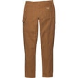 FREE SHIPPING - Gravel Gear Men's Heavy-Duty Carpenter-Style Work Pants - 42in. Waist x 32in. Inseam, Brown The price is $24.99.