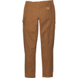 FREE SHIPPING - Gravel Gear Men's Heavy-Duty Carpenter-Style Work Pants - 44in. Waist x 30in. Inseam, Brown The price is $23.99.