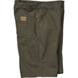 FREE SHIPPING - Gravel Gear Men's Duck Carpenter Short - Moss, 36in. Waist The price is $24.99.