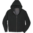 FREE SHIPPING - Gravel Gear Men's Hooded Thermal-Lined Sweatshirt - Black, XL The price is $59.99.