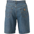 FREE SHIPPING - Gravel Gear Men's Denim 5-Pocket Short - Light Distressed, 44in. Waist The price is $11.99.