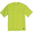 FREE SHIPPING - Gravel Gear Men's Warrior Stain-Resistant Pocket T-Shirt with Teflon - Lime, 3XL The price is $12.59.