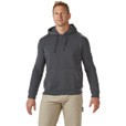 FREE SHIPPING - Gravel Gear Men's Moisture-Wicking Hooded Sweatshirt with Teflon -Charcoal, Medium The price is $24.49.