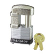 Master Lock Armored Padlock — Model# 37D The price is $15.99.