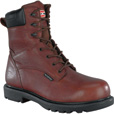Iron Age Men's Hauler 8In Waterproof EH Composite Toe Work Boot - Brown, Size 9 Wide, Model# IA0180 The price is $124.99.