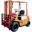 FREE SHIPPING — KOMATSU Reconditioned Forklift — 3 Stage, 4,000-lb. Capacity, 1997-2003, Model# KL FG20T 97-03 TSU The price is $13,499.99.