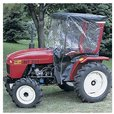 Soft-Sided Cab for 40 HP NorTrac Tractors