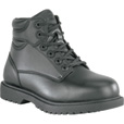 FREE SHIPPING — Grabbers Kilo Men's 6in. Steel Toe EH Work Boots — Black, Model# G0019