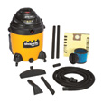Shop Vac Heavy-Duty Portable Vac — 22 Gallon, 6.5 HP, Model# 9625410 The price is $229.99.