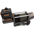 Mile Marker SEC8 Scout 12 Volt DC Powered Electric Truck Winch — 8000-Lb. Capacity, Synthetic Rope, Model# 77-53141 The price is $599.99.