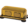 Wolo Priority 3 Mini LED Light Bar – Amber Lens, Permanent Mount, Model# 3400P-A The price is $279.99.