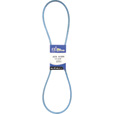 A & I Products Blue Kevlar V-Belt with Kevlar Cord — 59in.L x 1/2in.W, Model# A57K/4L590K The price is $11.99.