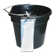 Outdoor Water Solutions Airstone Housing Bucket, Model# ARS0028 The price is $19.99.