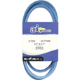 A & I Products Blue Kevlar V-Belt with Kevlar Cord — 77in.L x 1/2in.W, Model# A75K/4L770K The price is $14.99.
