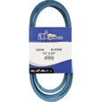 A & I Products Blue Kevlar V-Belt with Kevlar Cord — 83in.L x 1/2in.W, Model# A81K/4L830K The price is $16.99.