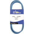 A & I Products Blue Kevlar V-Belt with Kevlar Cord — 88in.L x 1/2in.W, Model# A86K/4L880K The price is $16.99.