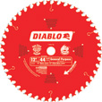 FREE SHIPPING — Freud Diablo Saw Blade — 12in. x 44T, Model# D1244X The price is $34.99.
