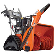 Husqvarna Dual-Stage Snow Blower with Tracks — 27in. Clearing Width, 414cc SnowKing Engine, Model# 1827EXLT