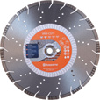 FREE SHIPPING — Husqvarna Wet/Dry Turbo Diamond Blade — 14in., Model# 542751359 The price is $92.99.
