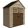 Suncast Storage Shed — 200 Cu. Ft., Model# BMS7300 The price is $1,029.99.