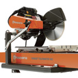 Husqvarna Tile Saw — 1 1/2 HP, Model# Tilematic TS 250 X3 The price is $1,399.99.