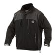 Ergodyne Men's CORE Performance Work Wear Outer Layer Thermal Jacket - 3X-Large, Model# 6465