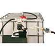 LiquiDynamics DEF IBC Tote System — Electric, Top-Feed, Manual Nozzle, Model# 970027-06M The price is $999.99.