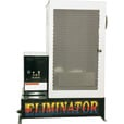 Eliminator Shop and Garage Waste Oil Heater, Model# AENH-001 The price is $2,499.99.