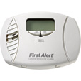 First Alert Carbon Monoxide Alarm with Digital Display — 3-Pk., Plug-In with Battery Backup, Model# CO615 The price is $164.99.