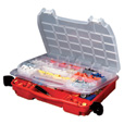 Plano Double Cover LockJaw Organizer, Model# 5231-01 The price is $12.99.