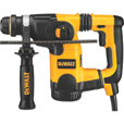 FREE SHIPPING — DEWALT Heavy-Duty L-Shape SDS Rotary Hammer — 1in., 2.5 Ft.-Lbs., Model# D25323K The price is $279.00.