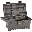 Plano 22in. Big Awesome Box Tool Box with Tray, Model# 781-002 The price is $19.99.