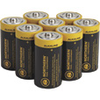 Northern Tool + Equipment C-Cell Alkaline Batteries — 8-Pk. The price is $9.99.