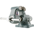 Wilton Serrated Machinist Milling Bench Vise — 6in. Jaw Width, Swivel Base, Model# 600S The price is $1,459.99.