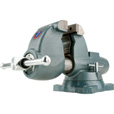 Wilton Pipe and Bench Vise — 6in. Jaw Width, Swivel Base, Model# C-3 The price is $2,049.99.