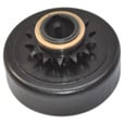Hilliard Extreme-Duty Centrifugal Clutch — 1in. Bore, 17 Tooth, 35 Chain Size The price is $119.99.