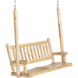 Stonegate Designs Wooden Porch Swing  — Model# CSN-81908 The price is $109.99.
