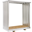 West Galvanized Steel Storage Container Extension Kit — 3 1/2Ft., Model# EX3.5 The price is $699.99.
