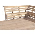 2x4 Basics Deck Bench Brackets — Sand, 2-Pk., Model# 90168 The price is $27.99.