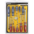 Klutch Mechanic-Grip Screwdriver Set — 12-Pc. The price is $24.99.