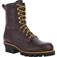 Rocky Great Oak 8in. Gore-Tex Waterproof, Insulated Logger Boot — Brown, Model# 2543