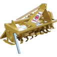 King Kutter Gear-Driven Rotary Tiller — 5ft. Tiller Width, Model# TG-60-Y The price is $1,549.99.