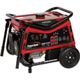 Powermate Portable Generator — 8125 Surge Watts, 6500 Rated Watts, Electric Start, CARB-Compliant, Model# PMC106507
