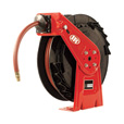 Ingersoll Rand Heavy-Duty Composite Hose Reel — 3/8in. x 50-ft. Hose, Model# 6358 The price is $299.99.