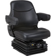 K & M Uni Pro Suspension Seat with Arm Rests – Black, Model# 7810 The price is $999.99.