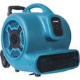 XPower Air Mover with Wheels — 1 HP, 3,600 CFM, Model# X-830H The price is $309.00.